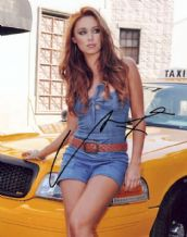 Una Healy Autograph Signed Photo - The Saturdays